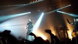 Combichrist w Progresji, Koncert Warszawa 10 listopada 2014